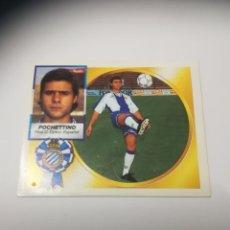 Cromos de Fútbol: COLOCA M. POCHETINO 94 95. Lote 263190660