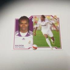 Cromos de Fútbol: COLOCA BALBOA 07 08. Lote 263191390
