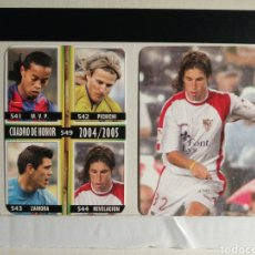 Cromos de Fútbol: SERGIO RAMOS REVELACION 2005 MUNDICROMO. Lote 263211620