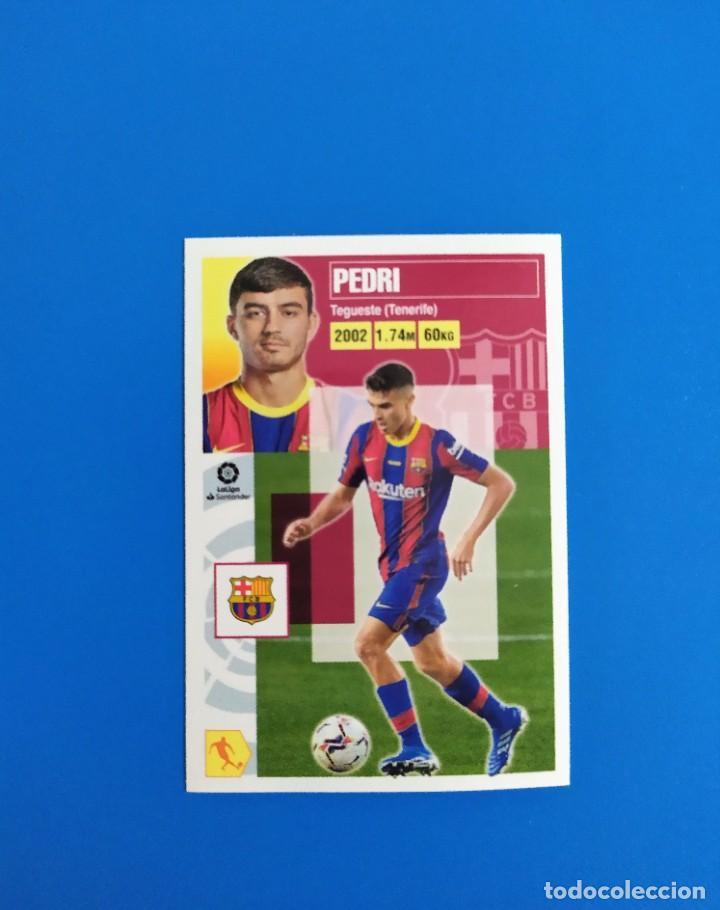 Cromos de Fútbol: Pedri Rookie Megacracks - Liga Este - Adrenalyn 2020 2021 / 20 21 (Barcelona) MGK Panini - Foto 4 - 263603395