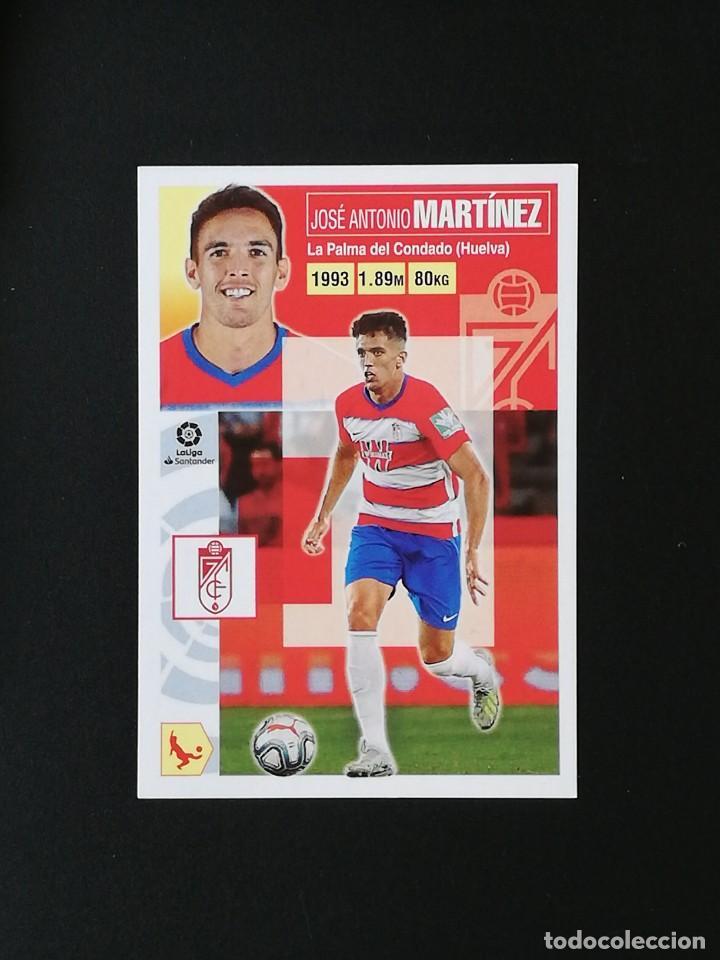 GRA06 6 A MARTINEZ GRANADA 2020 2021 EDICIONES ESTE 20 21 PANINI (Coleccionismo Deportivo - Álbumes y Cromos de Deportes - Cromos de Fútbol)