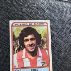 Cartes à collectionner de Football: RUBEN CANO AT MADRID PANINI 1982 CROMO FUTBOL LIGA 82 - SIN PEGAR - 39. Lote 263968160