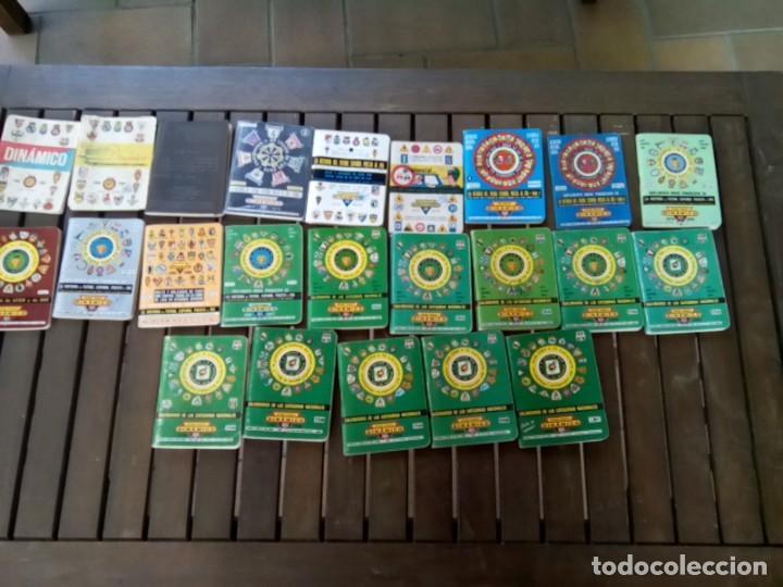 LOTE DE 23 ANUARIOS DINAMICO TEMPORADAS DE FUTBOL TEMP66/67 HASTA 2004/5 (Coleccionismo Deportivo - Álbumes y Cromos de Deportes - Cromos de Fútbol)