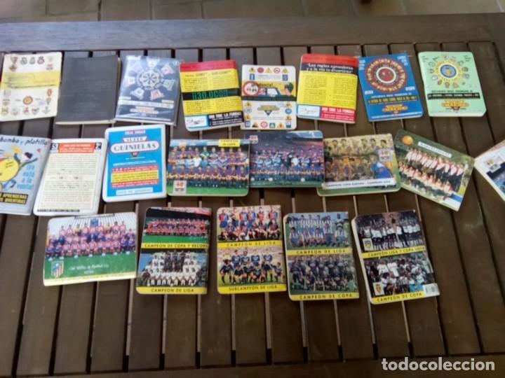 Cromos de Fútbol: LOTE DE 23 ANUARIOS DINAMICO TEMPORADAS DE FUTBOL TEMP66/67 HASTA 2004/5 - Foto 7 - 264348974