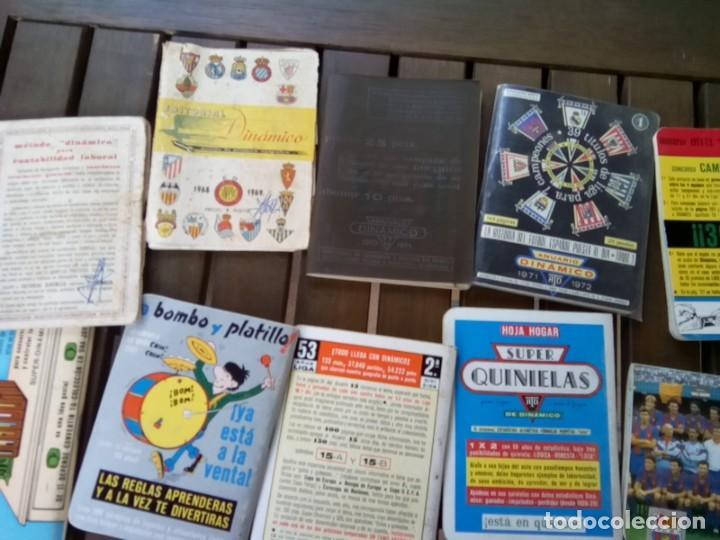 Cromos de Fútbol: LOTE DE 23 ANUARIOS DINAMICO TEMPORADAS DE FUTBOL TEMP66/67 HASTA 2004/5 - Foto 8 - 264348974