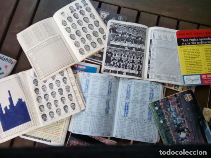 Cromos de Fútbol: LOTE DE 23 ANUARIOS DINAMICO TEMPORADAS DE FUTBOL TEMP66/67 HASTA 2004/5 - Foto 9 - 264348974