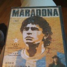Cromos de Fútbol: MARADONA. DVD. Lote 264851919