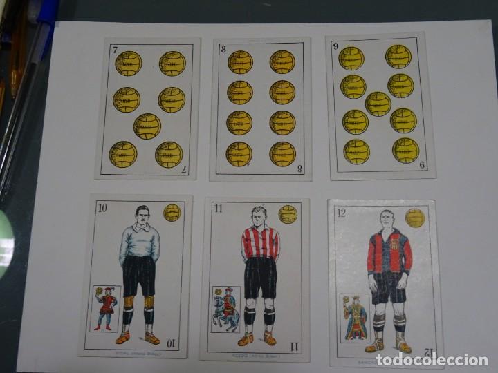 Cromos de Fútbol: ANTIGUA BARAJA AÑOS 20 - FUTBOL CHOCOLATES DE A. AMATLLER COMPLETA, SAMITIER, ALCANTARA, SAMITIER - Foto 4 - 265464149