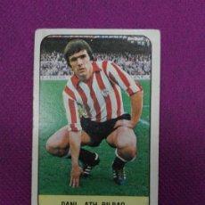 Cartes à collectionner de Football: JMFC - CROMO LIGA ESTE NUNCA PEGADO, 78 - 79, 78/79 - ATHLETIC CLUB DE BILBAO - DANI. Lote 265670159