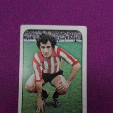 Cartes à collectionner de Football: JMFC - CROMO LIGA ESTE NUNCA PEGADO, 78 - 79, 78/79 - ATHLETIC CLUB DE BILBAO - IRURETA. Lote 265671784