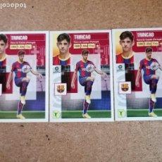 Cromos de Fútbol: PANINI LIGA ESTE 20/21 FICHAJE Nº5 TRINCAO X 3 STICKERS, NUEVOS SIN PEGAR DE SOBRE. Lote 266648923