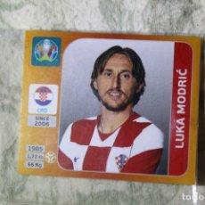 Cromos de Futebol: Nº360 LUKA MODRIC CROACIA EURO 2020 TOURNAMENT. Lote 266829469