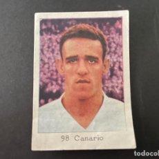 Cromos de Fútbol: CROMO FUTBOL - CANARIO DEL REAL MADRID. Lote 266848804