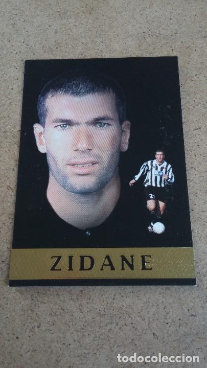 MUNDICROMO CALCIATORI 2000 - 441 ZIDANE ( STELLE 98/99 ) JUVENTUS - CP4 (Coleccionismo Deportivo - Álbumes y Cromos de Deportes - Cromos de Fútbol)