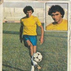 Cromos de Fútbol: 1981 1982 ED.ESTE LINARES COLOCA DEL CADIZ . DE ALBUM. Lote 267501114
