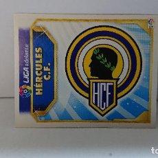 Cartes à collectionner de Football: LIGA ESTE 11 12 LIGA ADELANTE ESCUDO HERCULES ESTE 2011 2012 NUNCA PEGADO. Lote 267570679