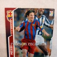 Cromos de Fútbol: MESSI 71 BIS. MEGACRACKS 2005-2006. Lote 268313324