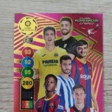 Cartes à collectionner de Football: 511 FANTÁSTICA NUEVA SERIE ADRENALYN XL PANINI 2020 2021 20 21. Lote 268472009