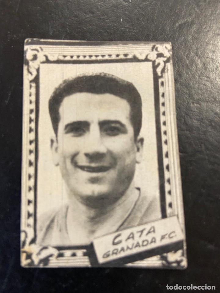 CATA GRANADA FHER 1959 1960 59 60 (Coleccionismo Deportivo - Álbumes y Cromos de Deportes - Cromos de Fútbol)
