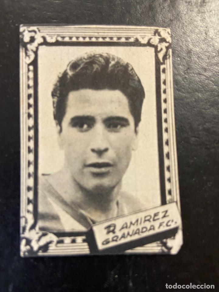RAMIREZ GRANADA FHER 1959 1960 59 60 (Coleccionismo Deportivo - Álbumes y Cromos de Deportes - Cromos de Fútbol)