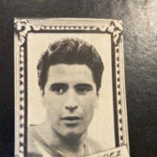 Cromos de Fútbol: RAMIREZ GRANADA FHER 1959 1960 59 60. Lote 268726629