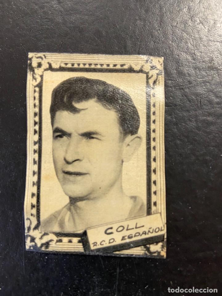 COLL ESPAÑOL FHER 1959 1960 59 60 (Coleccionismo Deportivo - Álbumes y Cromos de Deportes - Cromos de Fútbol)