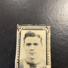 Cromos de Fútbol: VILCHES ESPAÑOL FHER 1959 1960 59 60. Lote 268728894
