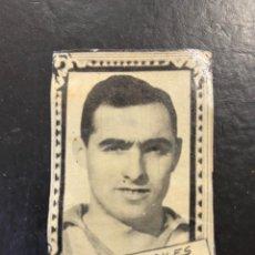 Cromos de Fútbol: ARGILES ESPAÑOL FHER 1959 1960 59 60. Lote 268729054