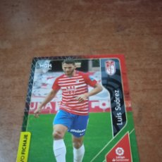 Cromos de Fútbol: #475 LUIS SUÁREZ NUEVO FICHAJE MEGACRACKS 2020-2021. Lote 268747794