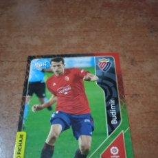Cromos de Fútbol: #476 BUDIMIR NUEVO FICHAJE MEGACRACKS 2020-2021. Lote 268748069
