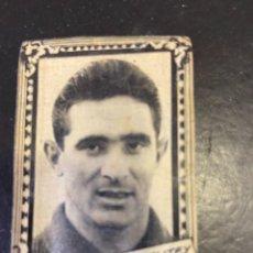 Cromos de Fútbol: CALDENTEY OVIEDO FHER 1959 1960 59 60. Lote 268761994