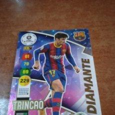 Cromos de Fútbol: #410 TRINCAO DIAMANTE FC BARCELONA ADRENALYN 2020-2021. Lote 268804134