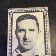 Cromos de Fútbol: EUSEBIO OSASUNA FHER 1959 1960 59 60. Lote 268888419