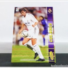 Cromos de Fútbol: MEGACRACKS 2004 2005 04 05 PANINI CELADES 172 BIS FICHAJE REAL MADRID ALBUM CARD MEGA CRACKS MGK. Lote 268904574