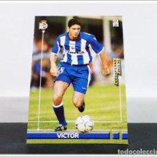 Cromos de Fútbol: MEGAFICHAS 2003 2004 03 04 PANINI VICTOR Nº 121 DEPORTIVO CORUÑA CARD ALBUM LIGA MEGACRACKS. Lote 268905214