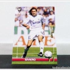 Cromos de Fútbol: MEGAFICHAS 2003 2004 03 04 PANINI SIVIERO Nº 4 ALBACETE CARD ALBUM LIGA MEGACRACKS. Lote 268905334