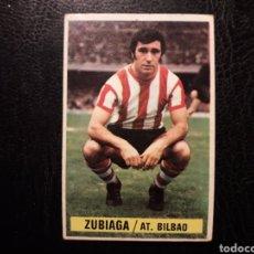 Cromos de Fútbol: ZUBIAGA ATHLETIC DE BILBAO ESTE 1974-1975 74-75 SIN PEGAR VER FOTOS. PEDIDO MÍNIMO 3 €.. Lote 268907114