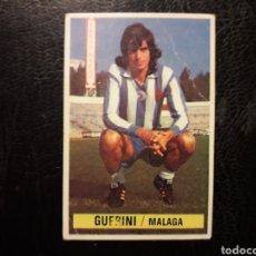 Cromos de Fútbol: GUERINI MÁLAGA ESTE 1974-1975 74-75 SIN PEGAR VER FOTOS. PEDIDO MÍNIMO 3 €.. Lote 268907349