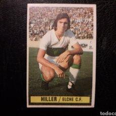 Cromos de Fútbol: HILLER ELCHE ESTE 1974-1975 74-75 SIN PEGAR VER FOTOS. PEDIDO MÍNIMO 3 €.. Lote 268907369
