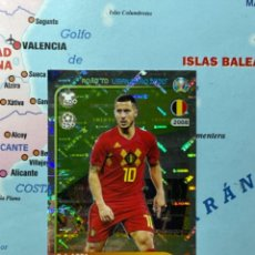 Cromos de Fútbol: HAZARD CROMO NÚMERO 18 ROAD TO EURO 2020. Lote 268935269