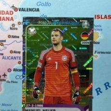 Cromos de Fútbol: NEUER CROMO NÚMERO 114 ROAD TO EURO 2020. Lote 268935939
