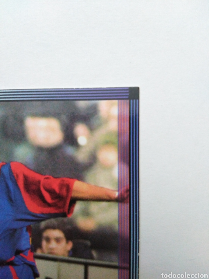 Cromos de Fútbol: Iniesta cromo de fútbol, F.C.BARCELONA número 152, mundicromo ficha liga 2003-2004 ( 03-04 ) - Foto 3 - 268951609