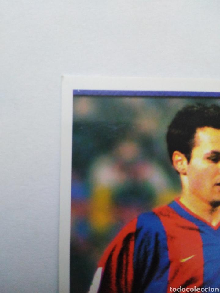 Cromos de Fútbol: Iniesta cromo de fútbol, F.C.BARCELONA número 152, mundicromo ficha liga 2003-2004 ( 03-04 ) - Foto 7 - 268951609
