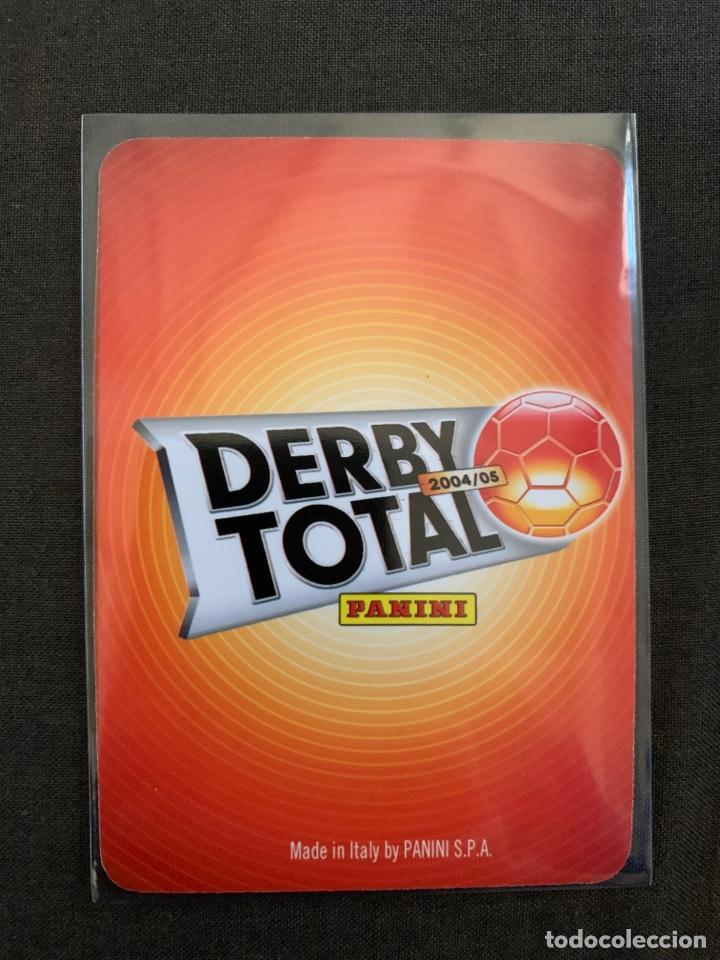 Cromos de Fútbol: ROOKIE Sergio Ramos (Sevilla) 192 Derby total 2004-2005 - Foto 2 - 268957249