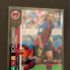 Cromos de Fútbol: RONALDINHO 46 DERBY TOTAL 2004-2005. Lote 268957449