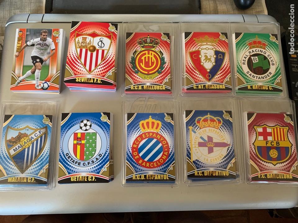 LOTE DE CROMOS MEGACRACKS 2009-2010 (Coleccionismo Deportivo - Álbumes y Cromos de Deportes - Cromos de Fútbol)