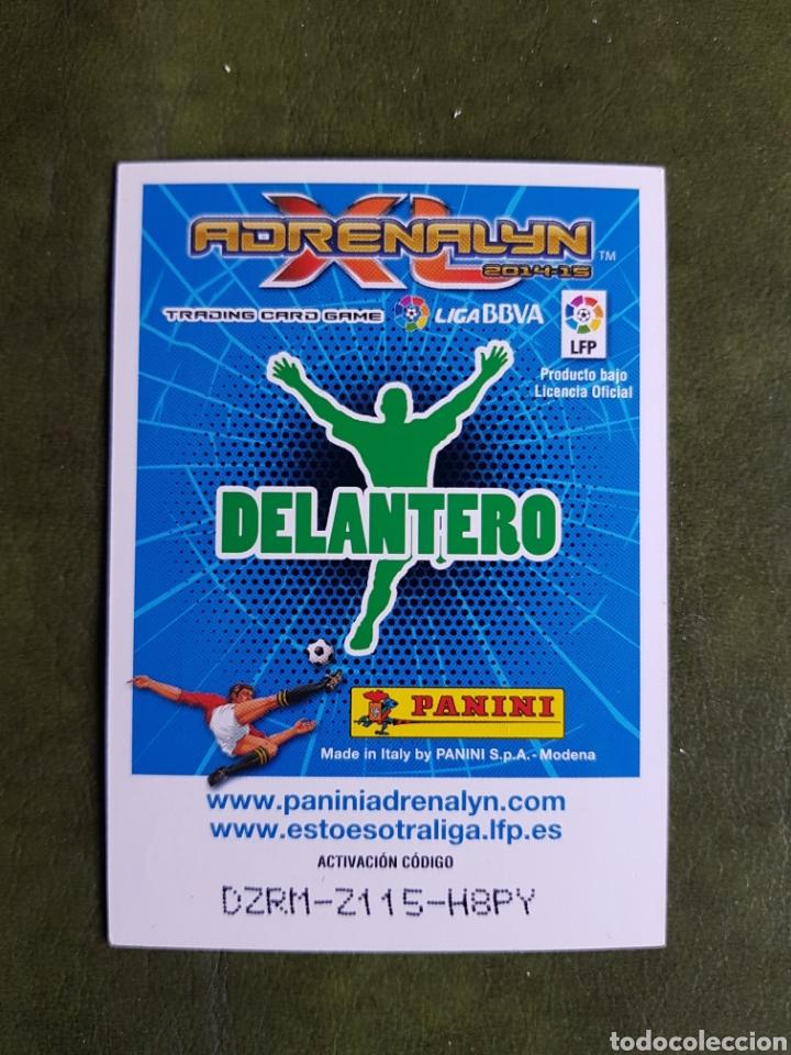 Cromos de Fútbol: Cromo Alcacer - Valencia - Foto 2 - 268973804