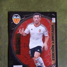 Cromos de Fútbol: CROMO ALCACER - VALENCIA. Lote 268973804