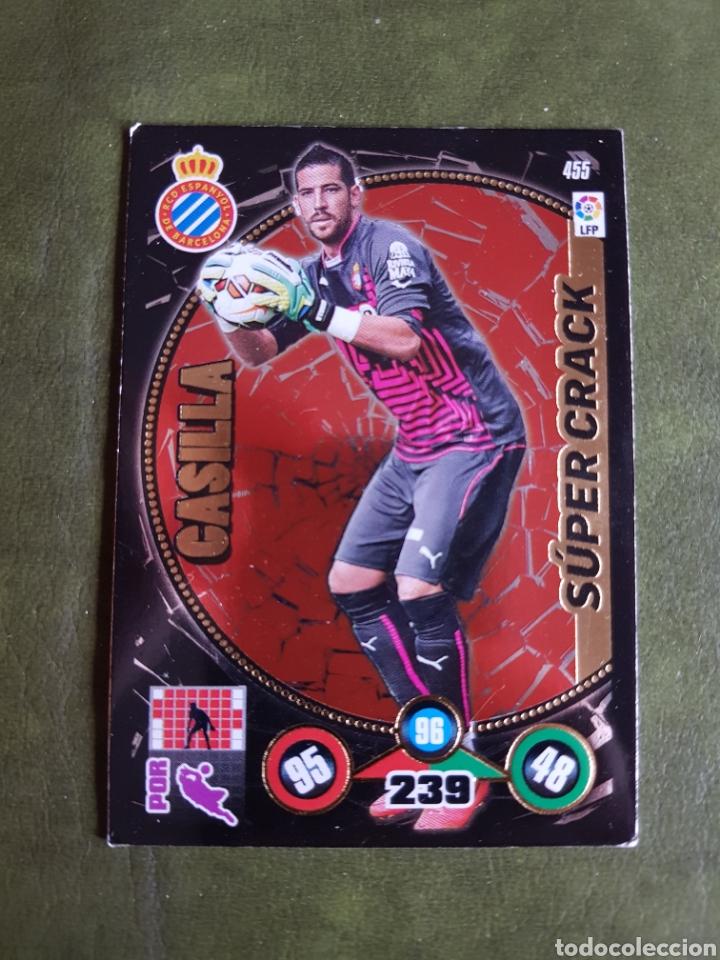 CROMO CASTILLA - ESPAÑOL (Coleccionismo Deportivo - Álbumes y Cromos de Deportes - Cromos de Fútbol)