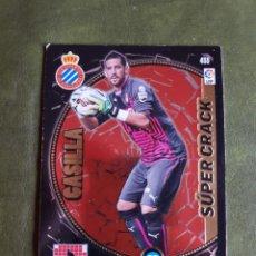 Cromos de Fútbol: CROMO CASTILLA - ESPAÑOL. Lote 268975474